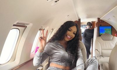 Watch the mammoth crowd that greeted Nengi as she lands in Ghana (Video)