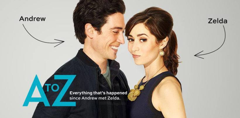 A TO Z POSTER S1