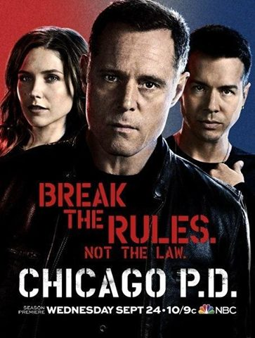 CHICAGO PD POSTER S2
