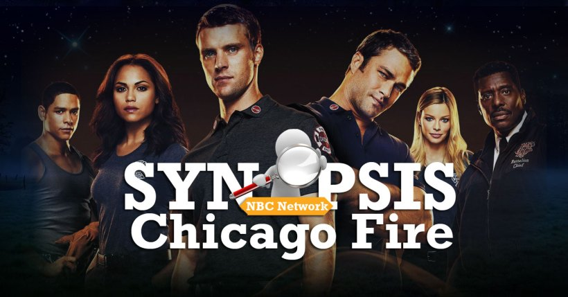 "Chicago Fire 3x05 ""The Nuclear Option"" Official Synopsis"