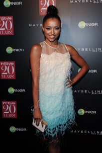 Kat Graham Instyle 20th Anniversary Party 1