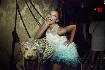 Kat Graham Instyle 20th Anniversary Party 14