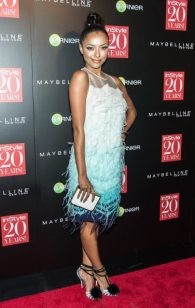Kat Graham Instyle 20th Anniversary Party 6