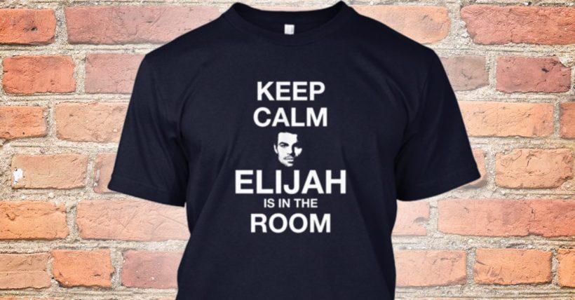 Keep Calm Elijah 3