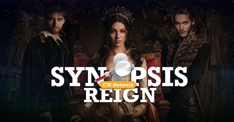 "Reign 2x13 ""Sins of the Past"""