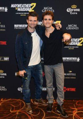 Showtime's VIP Pre-Fight Party Paul & Daniel.7