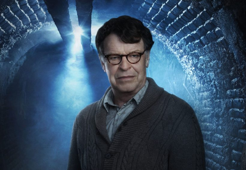 SLEEPY HOLLOW: John Noble. 2014 Fox Broadcasting Co. CR: David Johnson/FOX