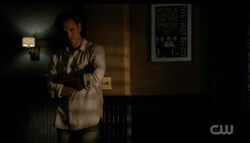 The Vampire Diaries 6x01 Screen Grab Alaric