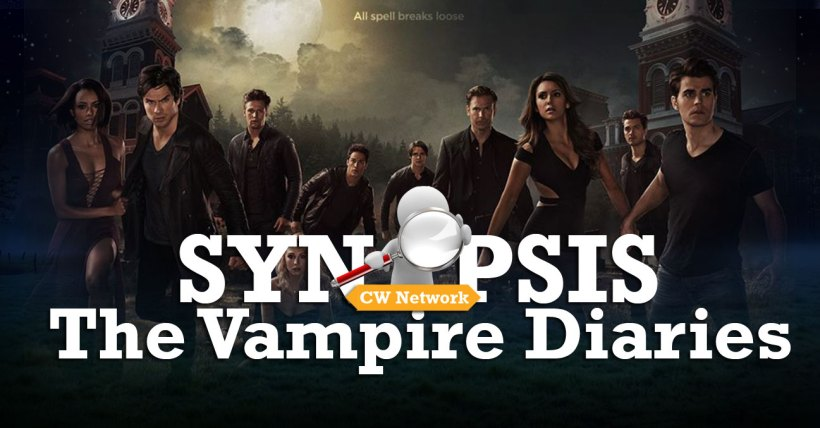 "The Vampire Diaries 6x13 ""The Day I Tried to Live"""
