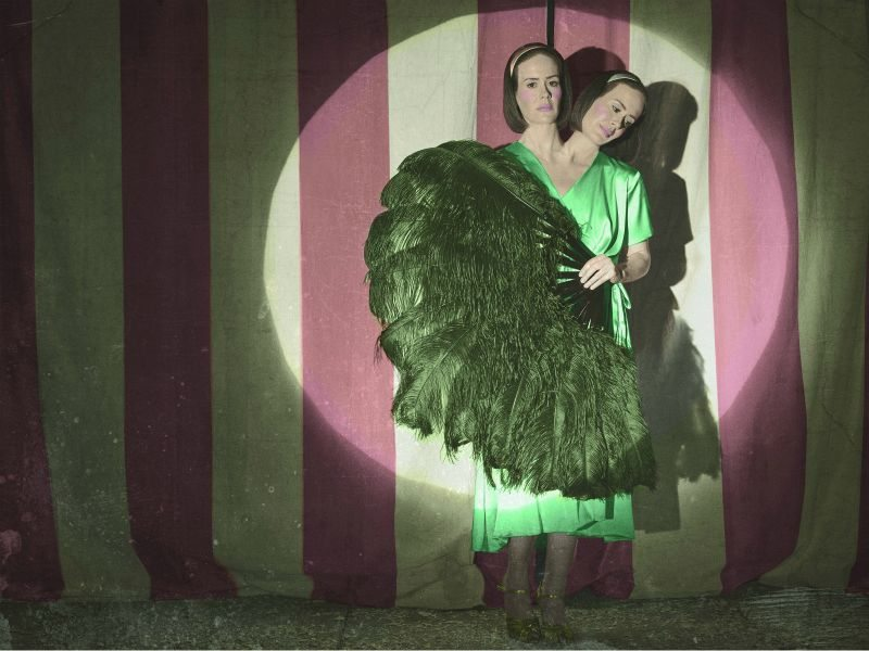American Horror Story Freak Show Betty-Dot