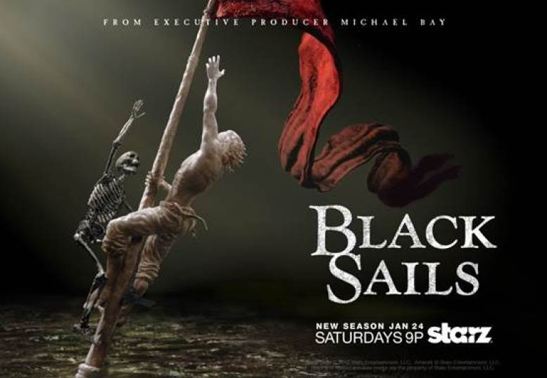 Black Sails Season 2 Release Date