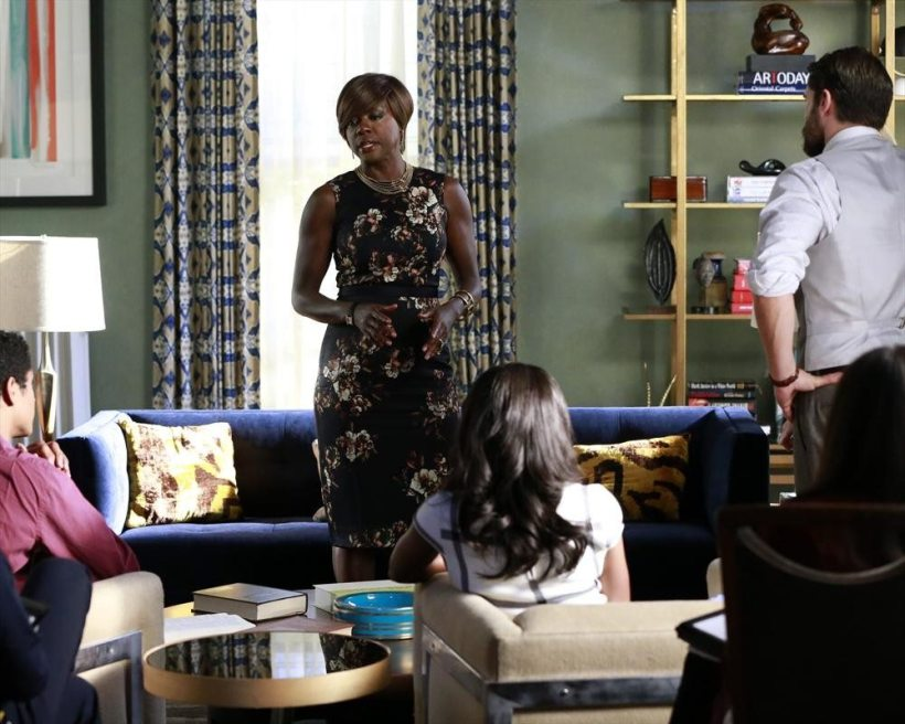 """How To Get Away With Murder 1x05 """"We're Not Friends"""" Synopsis & Photos"""