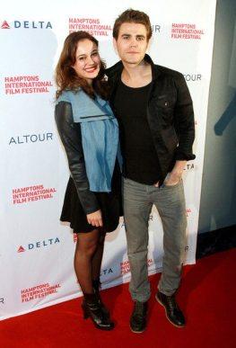 Paul Wesley Hamptons International Film Fest 1