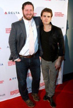Paul Wesley Hamptons International Film Fest 11