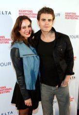 Paul Wesley Hamptons International Film Fest 6
