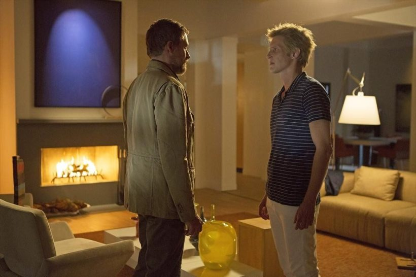 "Revenge 4x05 ""Repercussions"" Promotional Photos"