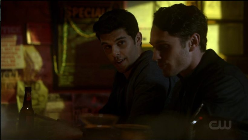 The Originals 2x04 Josh