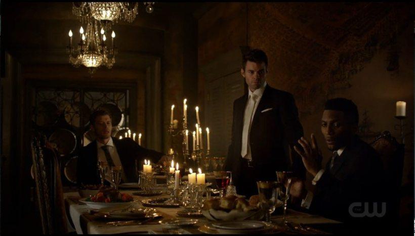 The Originals Quotes 2x03 Dinner
