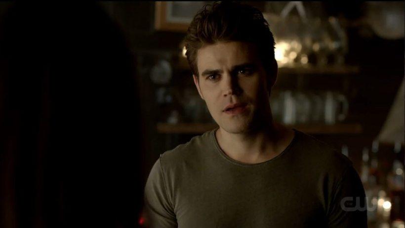 The Vampire Diaries 6x04 Stefan