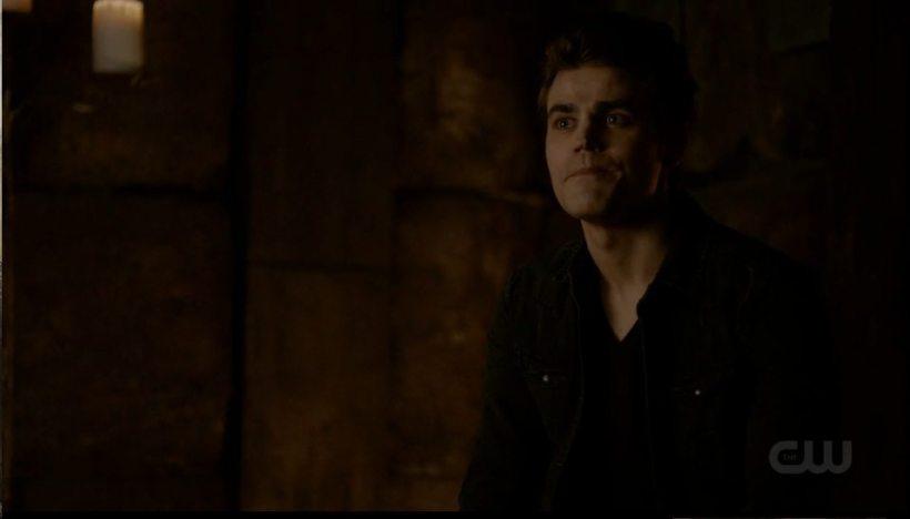 The Vampire Diaries 6x05 Stefan