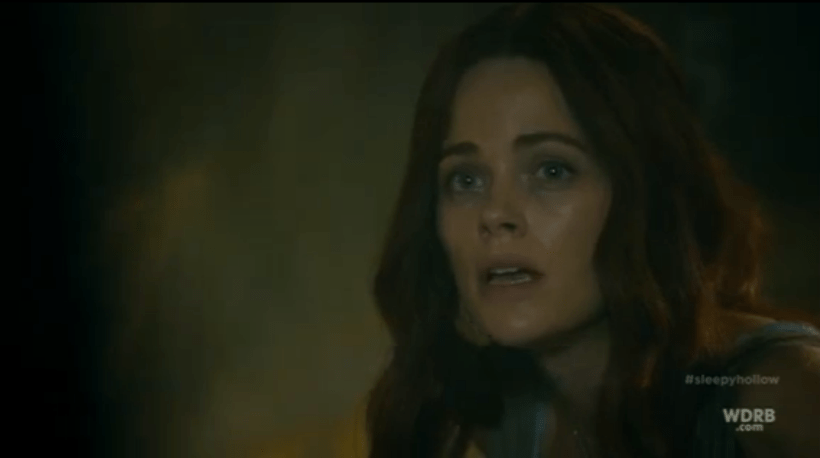 Sleepy Hollow 2x07 - Katia Winter