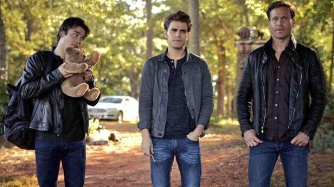 The Vampire Diaries 6x08 Bro Trip