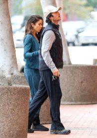 Ian Somerhalder and Nikki Reed YOGA 2