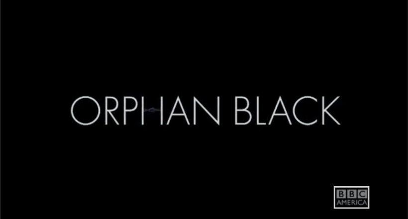 Orphan Black Title