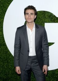 Paul Wesley GQ Men Of The Year party 2