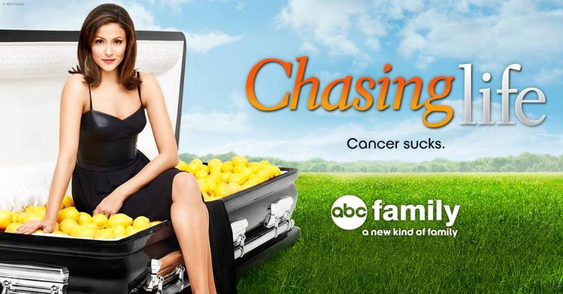 """Chasing Life 1x13 """"Guess Who's Coming to Donate"""""""