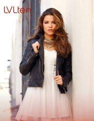 Danielle Campbell LVLTEN Magazine 2