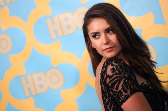 Nina Dobrev HBO's Post 2015 Golden Globe Awards Party 13