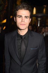 Paul Wesley HBO's Post 2015 Golden Globe Awards Party 1
