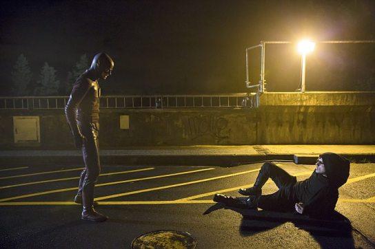 The Flash 1x11-12