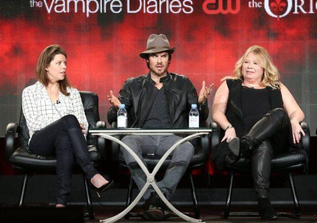 TCA Winter Tour 2015: The Vampire Diaries