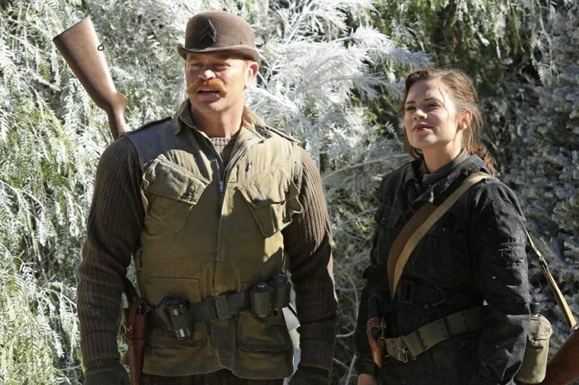 "Marvel's Agent Carter 1x05 ""The Iron Ceiling"""