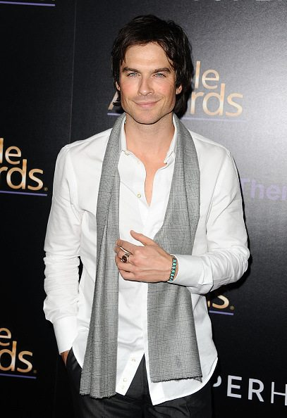Ian Somerhalder The 3rd Annual Noble Awards 8