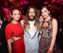 Nina Dobrev 2015 Vanity Fair Oscar Party 9
