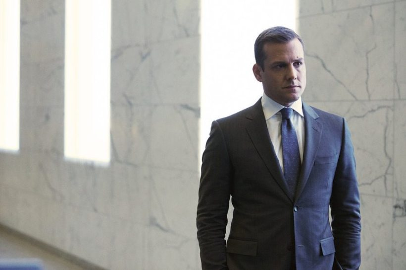 "Suits 4x16 ""Not Just a Pretty Face"""