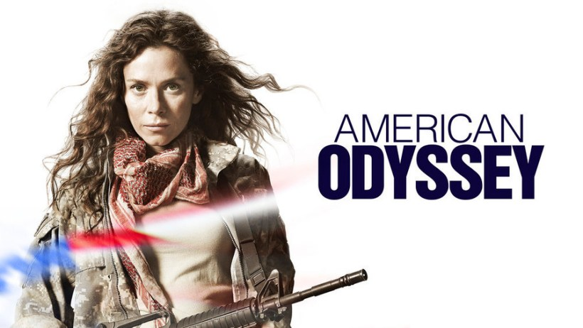 """American Odyssey 1x13 """"Real World"""" Official Synopsis"""