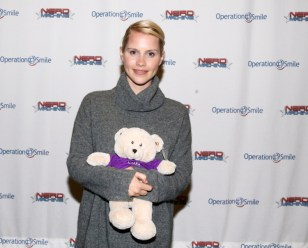 Claire Holt Operation Smile 2015-1