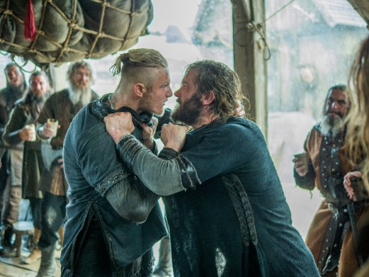 Vikings 3x05 Bjorn and Rollo