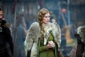Vikings 3x05 Queen Aslaug