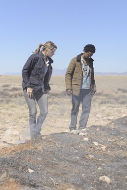 The Messengers 1x01-5