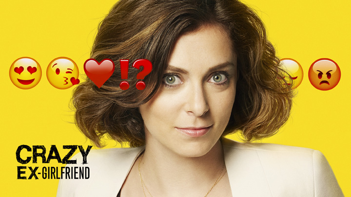 CRAZY EX-GIRLFRIEND - CW