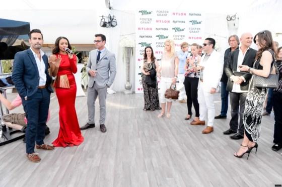 Cannes 2015 Muse Screening Kat Graham 18