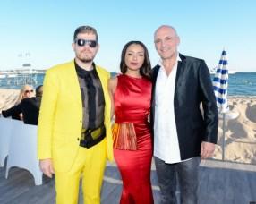 Cannes 2015 Muse Screening Kat Graham 26