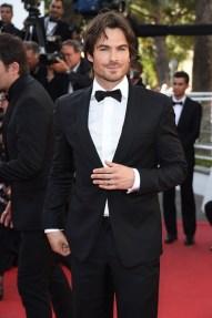 Cannes Film Featival Ian Somerhalder 2