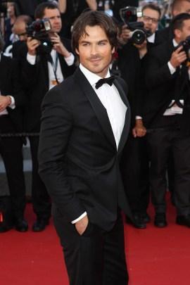 Cannes Film Featival Ian Somerhalder 3