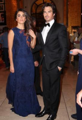 Cannes Film Featival Ian Somerhalder and Nikki Reed 10